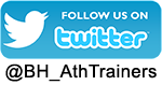 Follow Us on Twitter @BH_AthTrainers