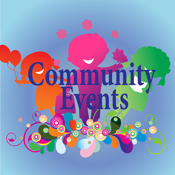 Community Events Graphic