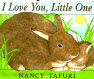 I Love You Little One Book Cover